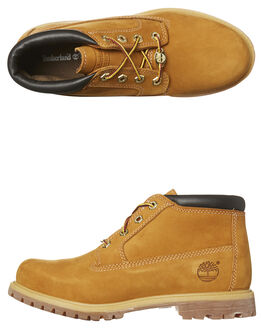 WHEAT WOMENS FOOTWEAR TIMBERLAND BOOTS - 23399001