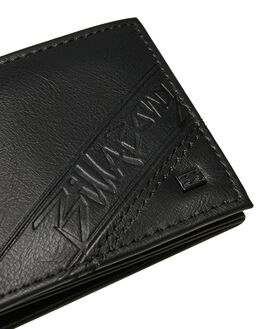 BLACK MENS ACCESSORIES BILLABONG WALLETS - 9682194ABLK