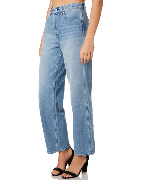 SUNDAY BLUE WOMENS CLOTHING WRANGLER JEANS - W-951445-A11