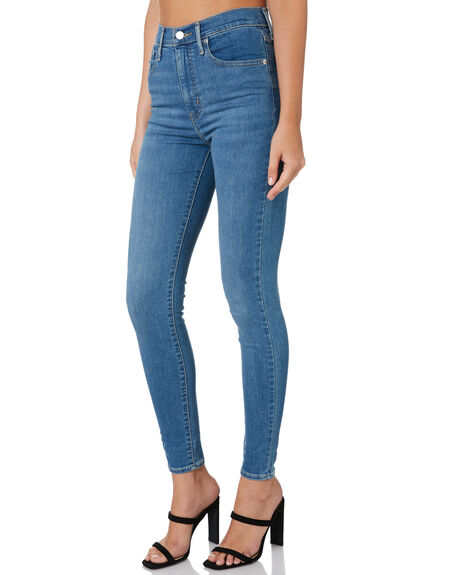 MATH CLUB WOMENS CLOTHING LEVI'S JEANS - 22791-0060
