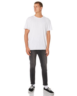 GRAVEL BLACK MENS CLOTHING ZIGGY JEANS - ZM-1507GRBLK