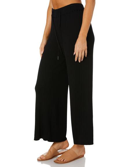 BLACK WOMENS CLOTHING MINKPINK PANTS - MP2011832BLK