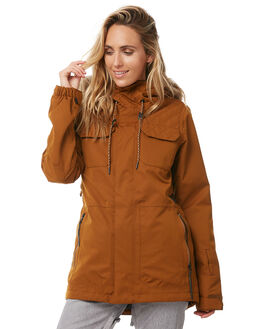 COPPER SNOW OUTERWEAR VOLCOM JACKETS - H0451804COP