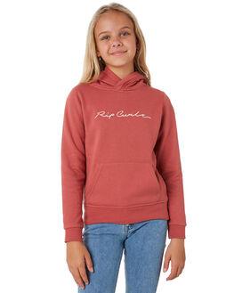 ROSE RED KIDS GIRLS RIP CURL JUMPERS + JACKETS - JFECD13435