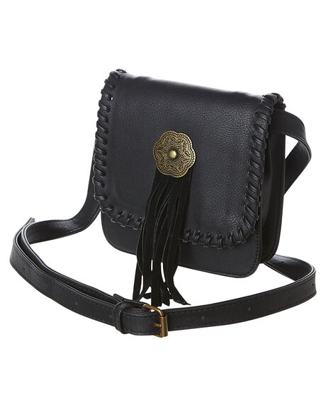 BLACK WOMENS ACCESSORIES BILLABONG HANDBAGS - 6661233ABLK