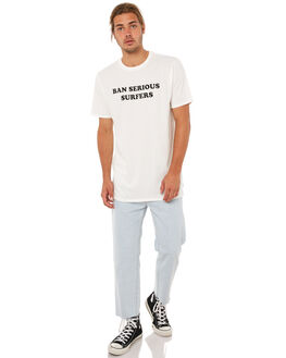 OFF WHITE MENS CLOTHING SWELL TEES - S5183004OFFWH