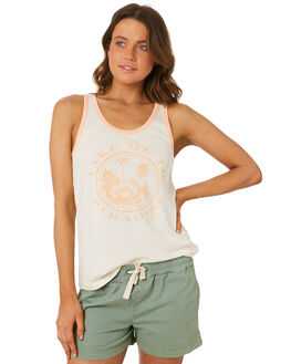 OFF WHITE WOMENS CLOTHING RIP CURL SINGLETS - GTEWW10003