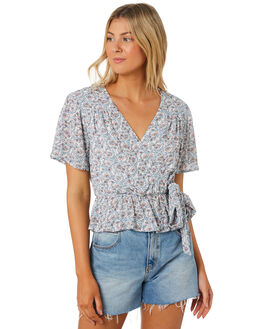 MULTI WOMENS CLOTHING MINKPINK FASHION TOPS - MP1908401MULTI