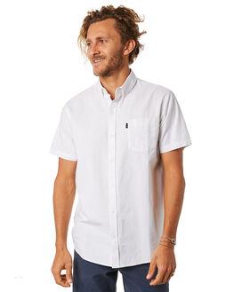 WHITE MENS CLOTHING RIP CURL SHIRTS - CSHKK11000