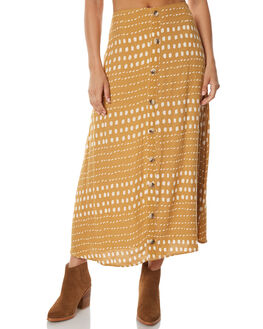 PRINT WOMENS CLOTHING ZULU AND ZEPHYR SKIRTS - ZZ1558PRI