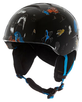 BLACK SNOW PARTY BOARDSPORTS SNOW QUIKSILVER PROTECTIVE GEAR - EQBTL03014-KVM6
