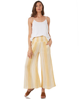 GOLD WOMENS CLOTHING RIP CURL PANTS - GPANB90146