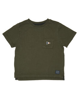 ARMY KIDS BOYS ROOKIE BY THE ACADEMY BRAND TOPS - R19W411ARM