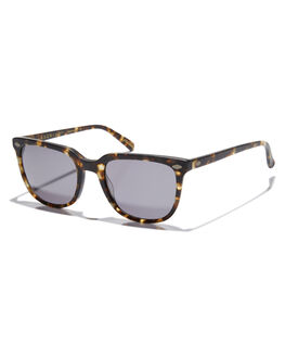 MATTE BRINDLE MENS ACCESSORIES RAEN SUNGLASSES - ARL-M17ZPBLK