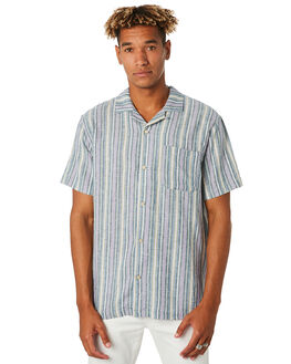 BLUE MENS CLOTHING INSIGHT SHIRTS - 1000082595BLU