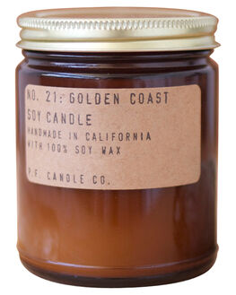 GOLDEN COAST WOMENS ACCESSORIES PF CANDLE CO HOME + BODY - SC21NAT