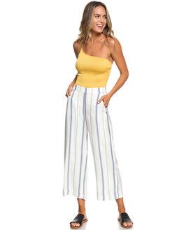 MARSHMALLOW WOMENS CLOTHING ROXY PANTS - ERJNP03212WBT4