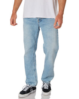 LIGHT STONE MENS CLOTHING NUDIE JEANS CO JEANS - 112874LSTN
