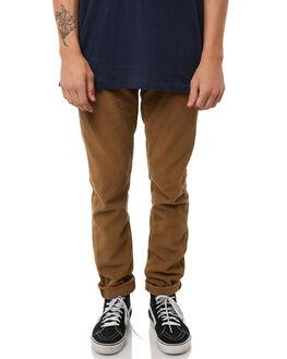 TAN MENS CLOTHING SANTA CRUZ PANTS - SC-MPA8866TAN