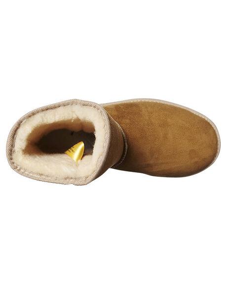 CHESTNUT MENS FOOTWEAR UGG AUSTRALIA UGG BOOTS - SSTID34CHEM