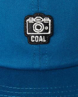 BLUE MENS ACCESSORIES COAL HEADWEAR - 225609BLU