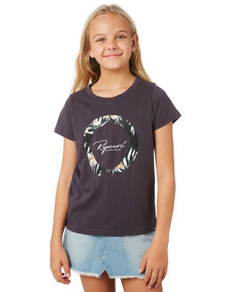 NINE IRON KIDS GIRLS RIP CURL TOPS - JTEEI14285