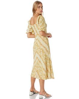 SNAKE WOMENS CLOTHING LULU AND ROSE DRESSES - LU23950SNAKE
