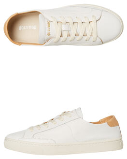 WHITE WOMENS FOOTWEAR SOLUDOS SNEAKERS - 1000249-100WHITE