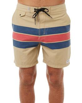 DUNE MENS CLOTHING BANKS BOARDSHORTS - BS0116DNE