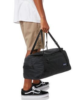 BLACK MENS ACCESSORIES PATAGONIA BAGS + BACKPACKS - 49075BLK