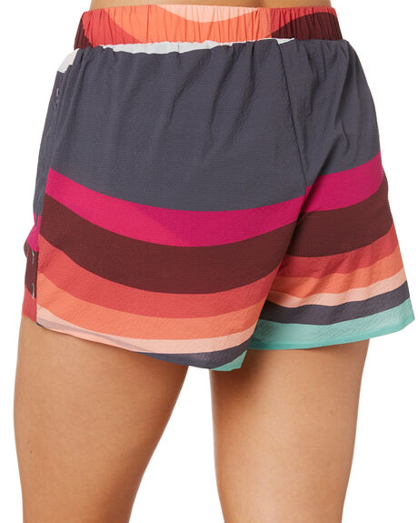 ABSTRACT WOMENS CLOTHING THE UPSIDE ACTIVEWEAR - USW121093ABS