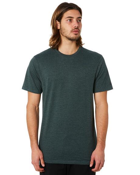 DARK PINE MENS CLOTHING VOLCOM TEES - A5011530DPN
