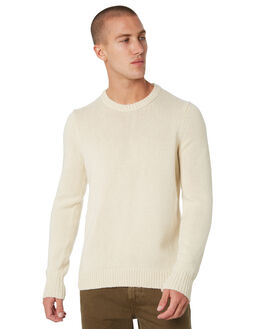 BIRCH MENS CLOTHING OUTERKNOWN KNITS + CARDIGANS - 1410026BRC