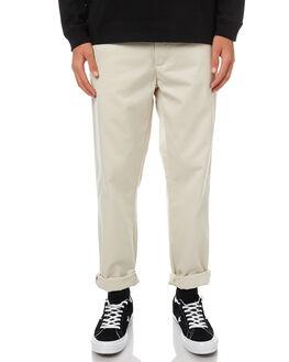 SHELL RINSED MENS CLOTHING CARHARTT PANTS - I015416-ZD-02SHEL