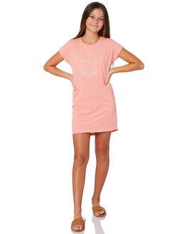 PEACH KIDS GIRLS SWELL DRESSES + PLAYSUITS - S6202441PEACH
