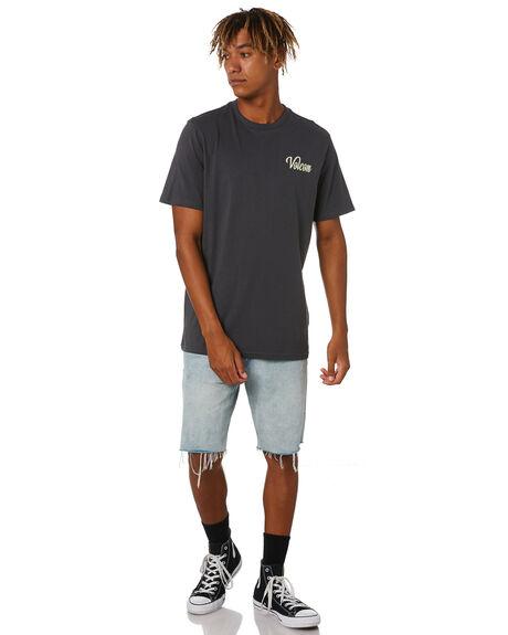 ASPHALT BLACK MENS CLOTHING VOLCOM TEES - A5012022ASB