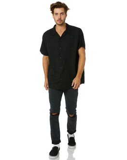 SMOKED MENS CLOTHING ABRAND JEANS - 814834071