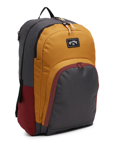 GOLD MENS ACCESSORIES BILLABONG BAGS + BACKPACKS - BB-9603004-GOL