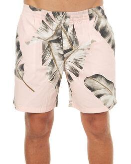 PINK MENS CLOTHING STUSSY BOARDSHORTS - ST073606PNK