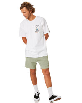 WHITE MENS CLOTHING SALTY CREW TEES - 20035092WHT