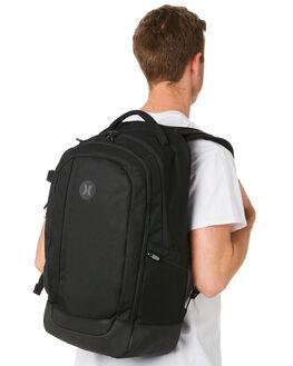 BLACK MENS ACCESSORIES HURLEY BAGS - HU0016010