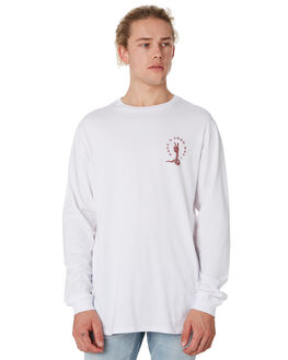 WHITE MENS CLOTHING SWELL TEES - S52011108WHITE