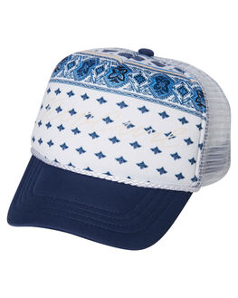BLUE KIDS GIRLS RIP CURL HEADWEAR - JCABL10070