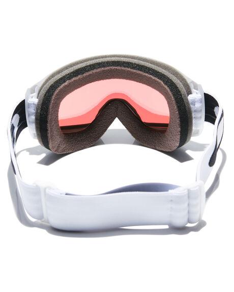 WHITE PRIZM JADE BOARDSPORTS SNOW OAKLEY GOGGLES - OO7095-07MWHI