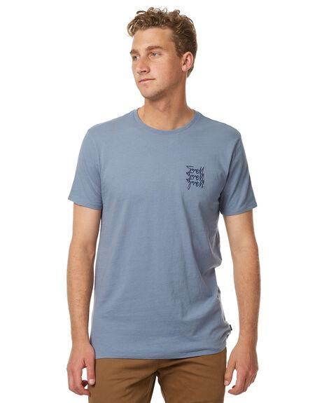 CADET BLUE MENS CLOTHING SWELL TEES - S5174012CBLU