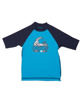 DUSK BLUE SURF RASHVESTS QUIKSILVER TODDLER BOYS - EQKWR03024XBBB