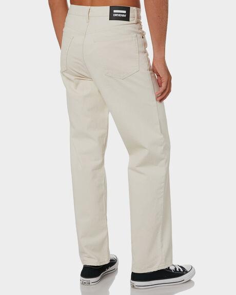 ECRU MENS CLOTHING DR DENIM JEANS - 2110102678ECRU