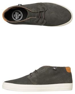 DARK GREY MENS FOOTWEAR RIP CURL BOOTS - TCLAE61221