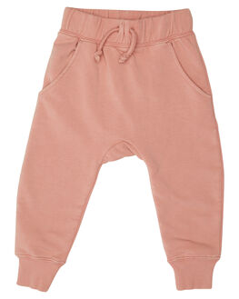 PINK KIDS TODDLER GIRLS ROCK YOUR BABY PANTS - TGP1819-PPNK