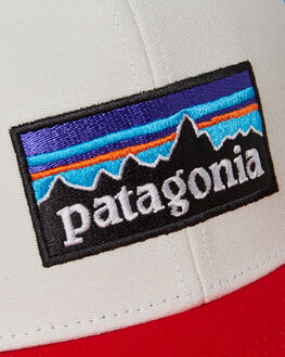 WHITE FIRE BLUE MENS ACCESSORIES PATAGONIA HEADWEAR - 38017WFAB